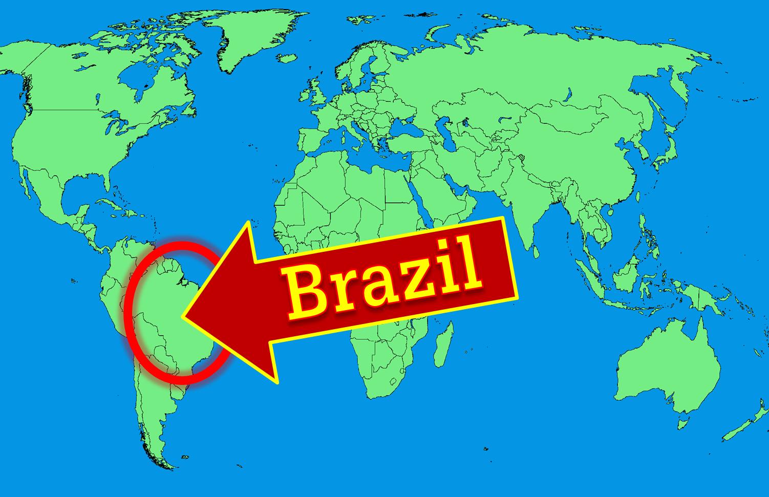 Rio De Janeiro City Map Download